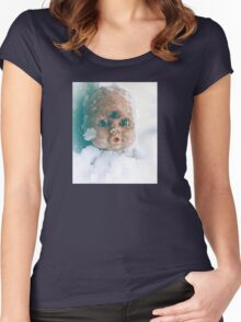 Snow Doll Women's Fitted Scoop T-Shirt