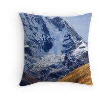 Avalanche III Throw Pillow