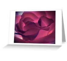 Candy Rose Greeting Card