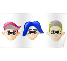 Everyone is an Inkling! Poster