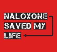 Naloxone Saved My Life by Nigel  Brunsdon