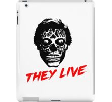 They Live - A film by John Carpeneter iPad Case/Skin