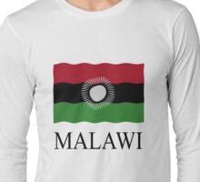 Malawi flag Long Sleeve T-Shirt