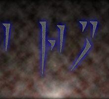 Fus Ro Duh - Skyrim Dragon Writing by Colininja