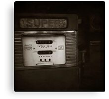{ super retro } Canvas Print