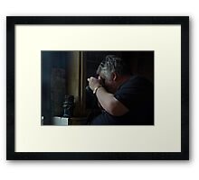 Philip Johnson has a macro moment at the Licorice Factory Framed Print