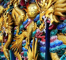 Fighting Dragons 2 by barnabychambers
