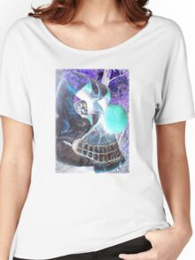 I Spy With My Skeleton Eye Clown Women's Relaxed Fit T-Shirt