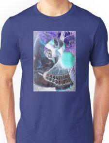 I Spy With My Skeleton Eye Clown Unisex T-Shirt