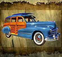 pontiac woody by Bill Manocchio