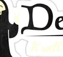 Obvious Slogan #2 Sticker