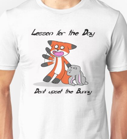 Lesson for the Day Unisex T-Shirt