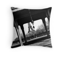 Inception Throw Pillow