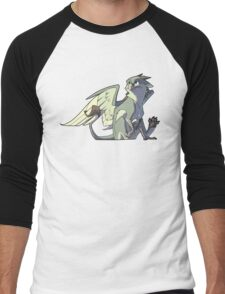 Arctic gryphon Men's Baseball ¾ T-Shirt