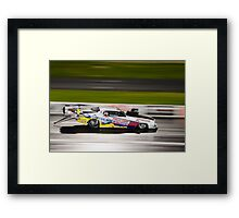Zaps Rat, 41st Westernationals. Framed Print