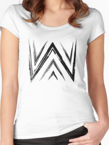Replicated W - Universe Edition Women's Fitted Scoop T-Shirt
