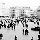 Grand Place, Bruxelles - Belgium by Ulla Jensen