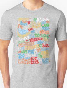 Imagine Quote T-Shirt