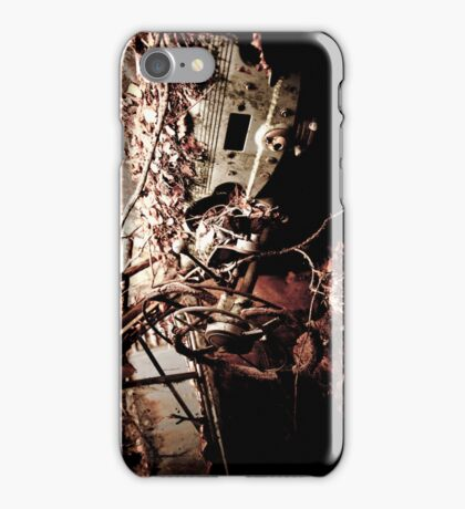 The Car Cemetery Iphone Series iPhone Case/Skin