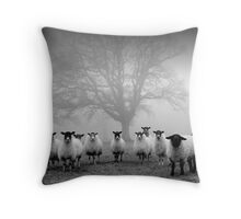 The Tree Guardians Throw Pillow