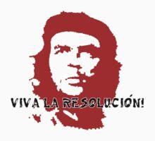 VIVA LA RESOLUCION! by karmadesigner