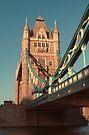 Timeless Tower Bridge by Jasna