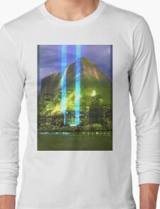 THE EMERALD CITY Long Sleeve T-Shirt