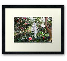 In the Palmhouse V Framed Print