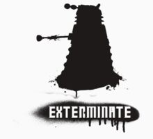 Extermiante by poisontao