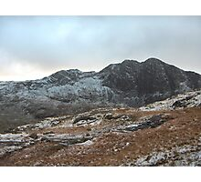 Snowdon Horseshoe Photographic Print