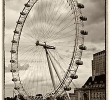 The London Eye by XxJasonMichaelx