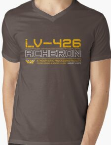 LV-426 Acheron Mens V-Neck T-Shirt