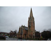 St Pauls Church, Daybrook, Nottingham Photographic Print