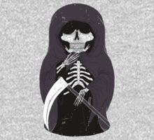 Russian Death Doll by JOEL AMAT GÜELL