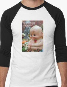 Kewpie of Love Men's Baseball ¾ T-Shirt