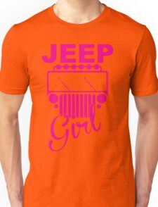 Jeep Girls  Unisex T-Shirt