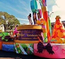 Disney Parade by liv291