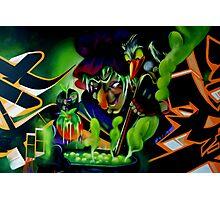 Graffiti Melbourne Photographic Print