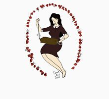 Theremin pinup girl Unisex T-Shirt