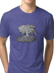 Banyan Ghost Tri-blend T-Shirt