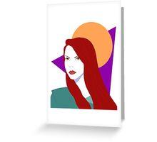 Maraschino Greeting Card