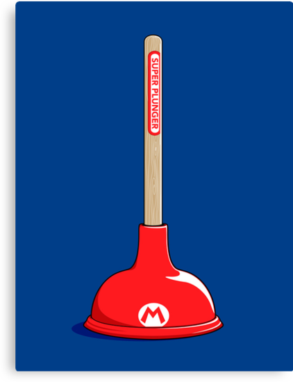 Super Plunger by iwilding