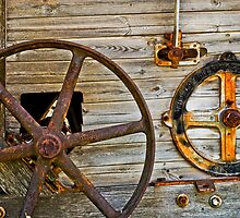 Wheels by Clockworkmary