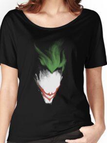 The Dark Joker Women's Relaxed Fit T-Shirt