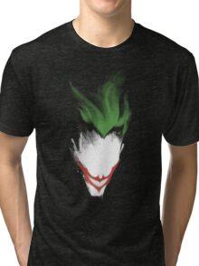 The Dark Joker Tri-blend T-Shirt