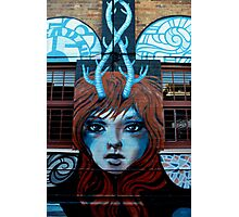 Graffiti Toowoomba Photographic Print