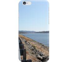 Wyangala Dam NSW 2015 iPhone Case/Skin