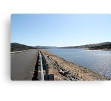 Wyangala Dam NSW 2015 Canvas Print