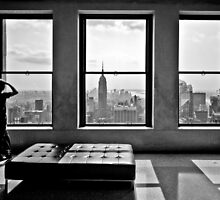 Top of the Rock by Thomas Splietker