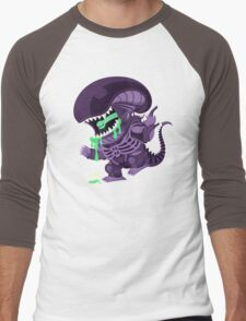 Xenomorph! Men's Baseball ¾ T-Shirt